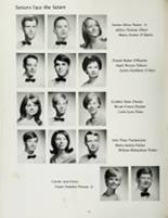 1967 Mount Vernon High School Yearbook Page 82 & 83
