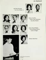 1967 Mount Vernon High School Yearbook Page 84 & 85