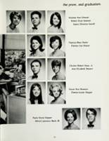 1967 Mount Vernon High School Yearbook Page 86 & 87
