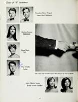 1967 Mount Vernon High School Yearbook Page 90 & 91