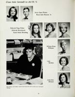1967 Mount Vernon High School Yearbook Page 92 & 93