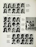 1967 Mount Vernon High School Yearbook Page 106 & 107