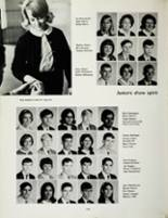 1967 Mount Vernon High School Yearbook Page 108 & 109