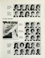 1967 Mount Vernon High School Yearbook Page 110 & 111