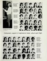 1967 Mount Vernon High School Yearbook Page 116 & 117