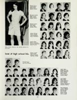 1967 Mount Vernon High School Yearbook Page 120 & 121