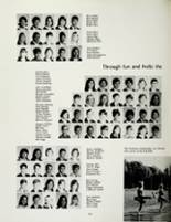 1967 Mount Vernon High School Yearbook Page 128 & 129