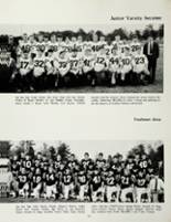 1967 Mount Vernon High School Yearbook Page 136 & 137
