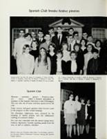 1967 Mount Vernon High School Yearbook Page 176 & 177