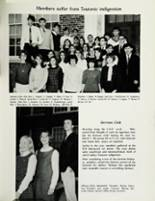 1967 Mount Vernon High School Yearbook Page 178 & 179