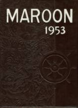 1953 Yearbook Johnson High School