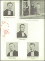 1956 St. Helena High School Yearbook Page 14 & 15