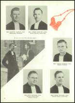 1956 St. Helena High School Yearbook Page 16 & 17