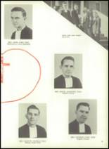 1956 St. Helena High School Yearbook Page 18 & 19
