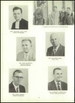 1956 St. Helena High School Yearbook Page 20 & 21