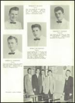1956 St. Helena High School Yearbook Page 22 & 23