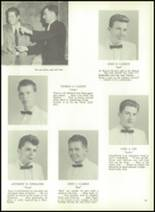 1956 St. Helena High School Yearbook Page 24 & 25