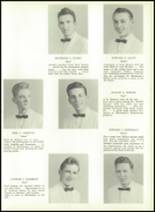 1956 St. Helena High School Yearbook Page 26 & 27