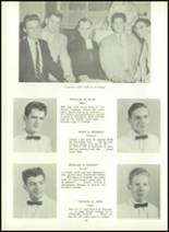 1956 St. Helena High School Yearbook Page 28 & 29