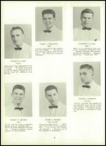 1956 St. Helena High School Yearbook Page 30 & 31