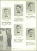 1956 St. Helena High School Yearbook Page 32 & 33