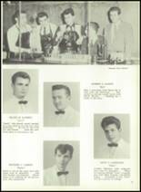 1956 St. Helena High School Yearbook Page 34 & 35