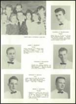 1956 St. Helena High School Yearbook Page 36 & 37