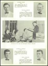 1956 St. Helena High School Yearbook Page 38 & 39