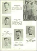 1956 St. Helena High School Yearbook Page 40 & 41