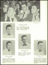 1956 St. Helena High School Yearbook Page 42 & 43