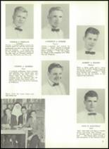 1956 St. Helena High School Yearbook Page 44 & 45