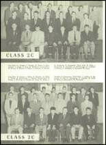 1956 St. Helena High School Yearbook Page 62 & 63