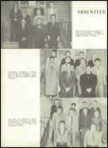 1956 St. Helena High School Yearbook Page 66 & 67