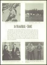 1956 St. Helena High School Yearbook Page 76 & 77