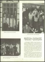 1956 St. Helena High School Yearbook Page 80 & 81