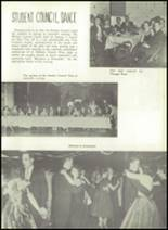 1956 St. Helena High School Yearbook Page 82 & 83