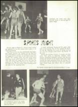 1956 St. Helena High School Yearbook Page 84 & 85