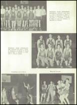 1956 St. Helena High School Yearbook Page 86 & 87