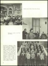 1956 St. Helena High School Yearbook Page 92 & 93