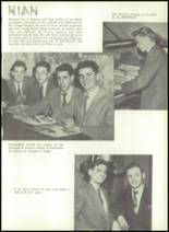 1956 St. Helena High School Yearbook Page 100 & 101