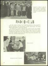 1956 St. Helena High School Yearbook Page 104 & 105