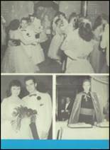 1956 St. Helena High School Yearbook Page 106 & 107