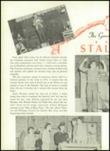 1956 St. Helena High School Yearbook Page 108 & 109