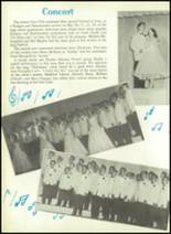 1956 St. Helena High School Yearbook Page 110 & 111