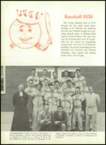 1956 St. Helena High School Yearbook Page 116 & 117