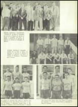 1956 St. Helena High School Yearbook Page 118 & 119