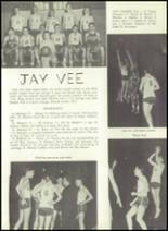 1956 St. Helena High School Yearbook Page 124 & 125