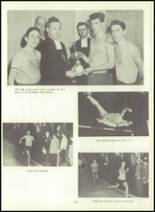 1956 St. Helena High School Yearbook Page 126 & 127