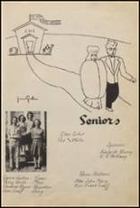 1947 Crescent High School Yearbook Page 10 & 11