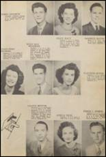 1947 Crescent High School Yearbook Page 12 & 13